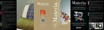 Materia Base™, Materia™ e InTone™ Color System www.materia ...