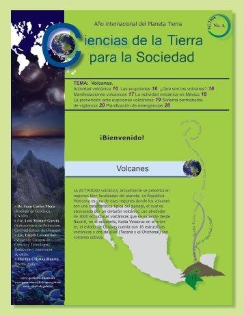 Volcanes - Protección Civil