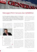 Managed Print Services bei GENERALI ... - Ricoh - Seite 4
