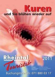 Rheumakur 3 = 2 - Rheintal Touristik GmbH