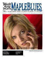 August 2012 - Toronto Blues Society