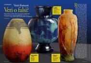 Riconoscere un vetro vero da uno falso? - Galerie Tiny Esveld
