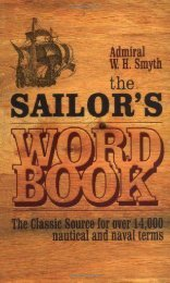 The Sailor's Word-Book William Henry Smyth - Get a Free Blog Here
