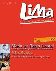 Made in: Regio Liestal - Rieder Kommunikation