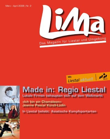 Made in: Regio Liestal - Rieder Kommunikation