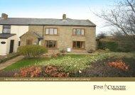 heatherlea cottage | rowley bank | castleside ... - Fine & Country