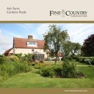 Ash Farm, Carleton Rode - Fine & Country