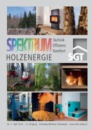 HOLZENERGIE - Robe Verlag AG