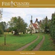 Thwaytes Hall, Hardingham - Fine & Country