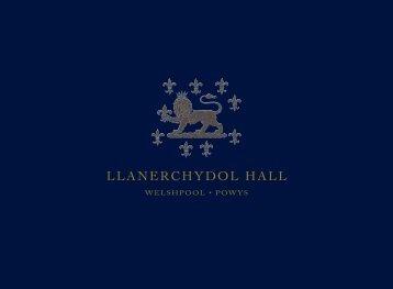 LLANERCHYDOL HALL - Savills