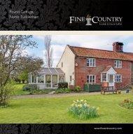 Pound Cottage, North Tuddenham - Fine & Country