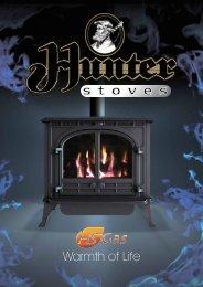 HS Gas - Hunter Stoves