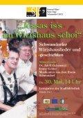 Schwandorfer Wirtshauslieder und -geschichten - Stadt Schwandorf - Seite 2