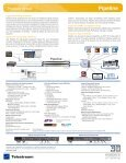 Network video capture and playout Pipeline - Telestream - Page 2
