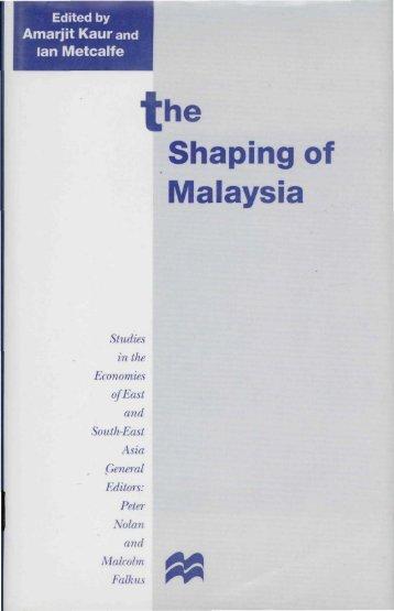 Shaping of Malaysia - Perdana Library