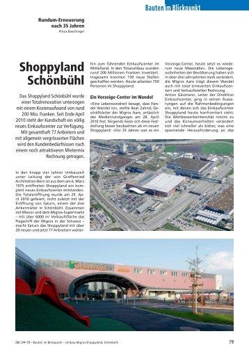 im Blickpunkt Bauten - Robe Verlag AG