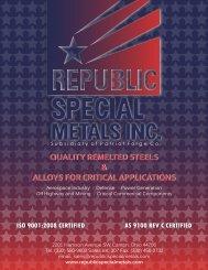 RSM Inc brochure_April26 - Patriot Forge Inc.
