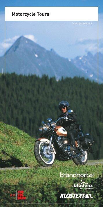 Motorrad- Touren EN
