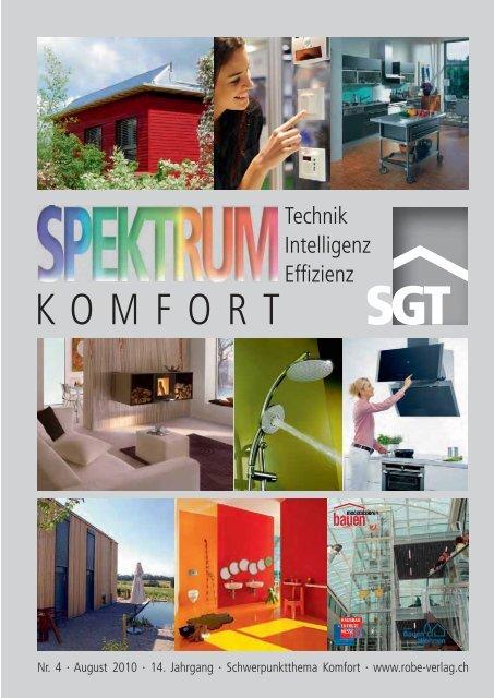 KOMFORT - Robe Verlag AG
