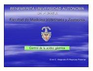 4 Control acidez gástrica - Farmacología Veterinaria
