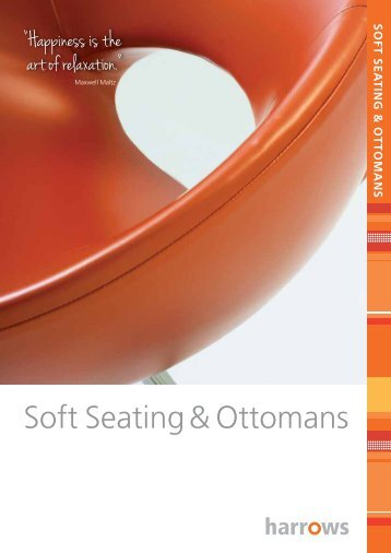 Soft Seating & Ottomans - BCE Catering Equipment