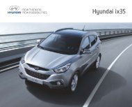 E-Prospekt Hyundai ix35