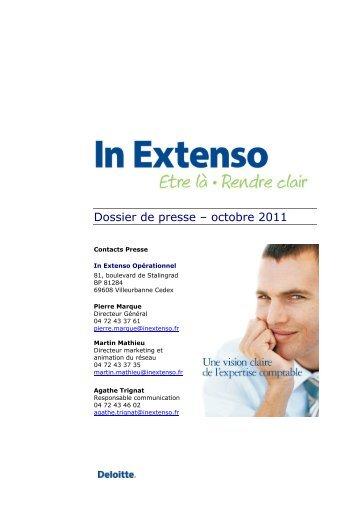 Inextenso.fr Magazines