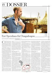 Ein Opernhaus für Ouagadougou - Christoph Schlingensief
