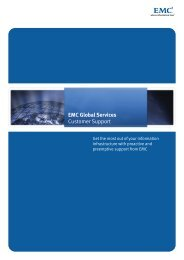 H4158-EMC Global Services Customer Support Brochure