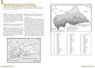 Chelonii : Pelomedusidae, Trionychidae - Association du refuge des ...