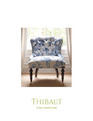 Ottomans & benches - Thibaut