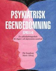 Psykiatrisk egenbedömning CPRS-S-A