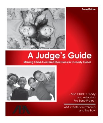 A Judge's Guide