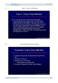 Nosocomial or Iatrogenic Infections - Tufts OpenCourseWare - Tufts ... - Page 5