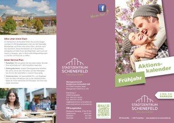 Aktions- kalender - Stadtzentrum Schenefeld