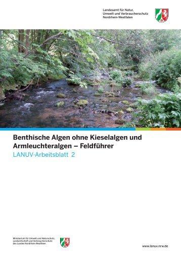 LANUV Arbeitsblatt 2 - LANUV NRW