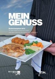 Broschüre zum herunterladen - BSG - Bielersee Schifffahrt