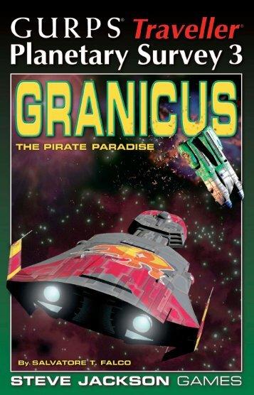 GURPS Traveller Planetary Survey 3 - e23 - Steve Jackson Games