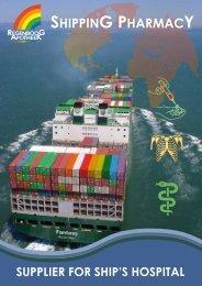 SHIPPING PHARMACY - ShipServ