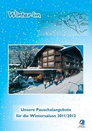 Winter-Wanderzauber - Hotel Kreuz Lenk