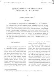 senyawa terpen dalam karang lunak (octocorallia ... - coremap