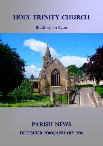 1012 Parish News Dec 2010-Jan 2011.pdf - Holy Trinity Church