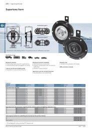 Supertone horn - Bosch
