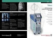 30W Holmium:Yag SURGICAL LASER SYSTEM ... - Quanta System