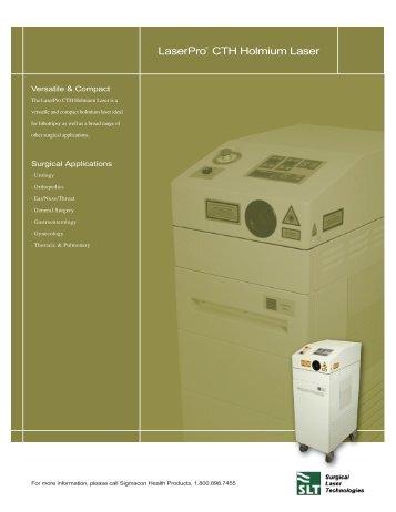 Holmium Laser System