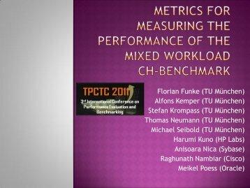 Presented - TPC