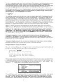Introduction to Unix and Networks - Page 2