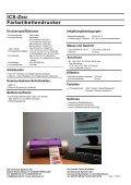 ICS-Zeo Farbetikettendrucker für den starken Eindruck - Seite 2