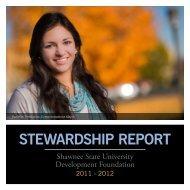 STEWARDSHIP REPORT - Shawnee State University