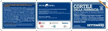 Calendario eventi Settembre - Regione Piemonte